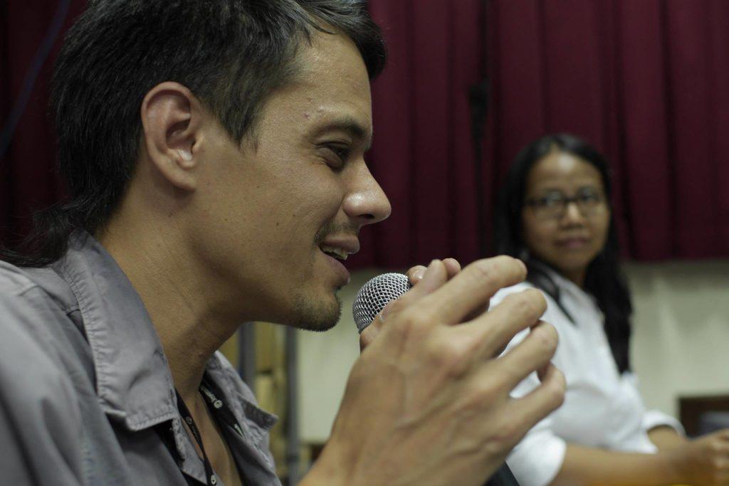 Ascan Breuer, Gadjah Mada Universität, Yogyakarta, Indonesien
